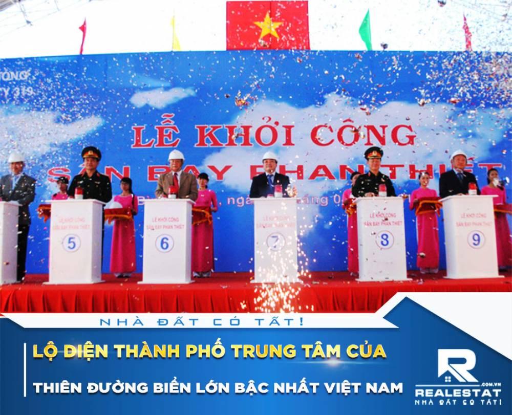 Lộ diện thành phố trung tâm của thiên đường biển lớn bậc nhất Việt Nam