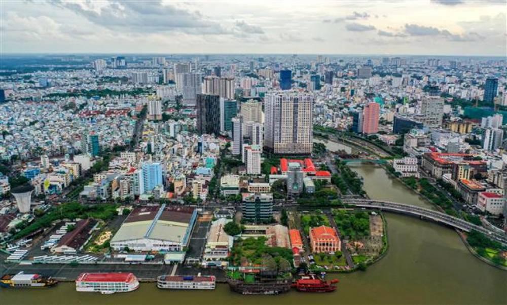 THĂNG TRẦM CỦA BẤT ĐỘNG SẢN TP.HCM NĂM 2020