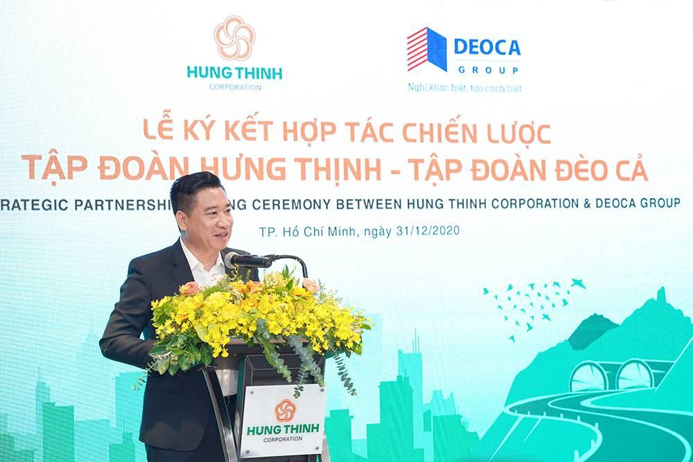Ông chủ Hưng Thịnh 'trải thảm đỏ' mời nhân tài, cam kết thu nhập nhân viên tăng 05 lần