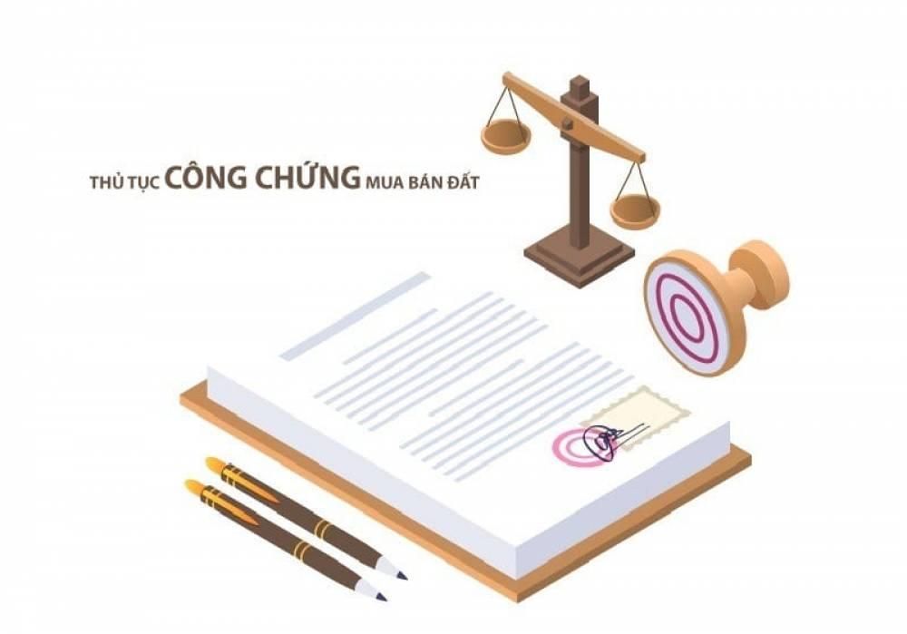 Người bán nhà cần chuẩn bị giấy tờ gì trước khi đến Văn phòng công chứng?