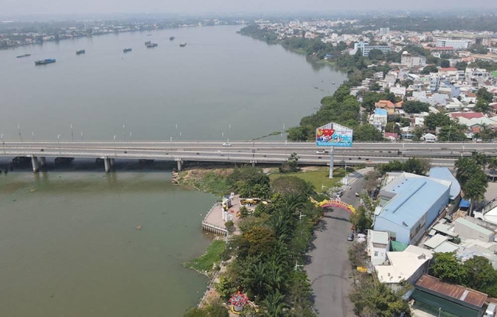 Đồng Nai xây hầm chui hơn 300 tỷ đồng để nối đường ven sông
