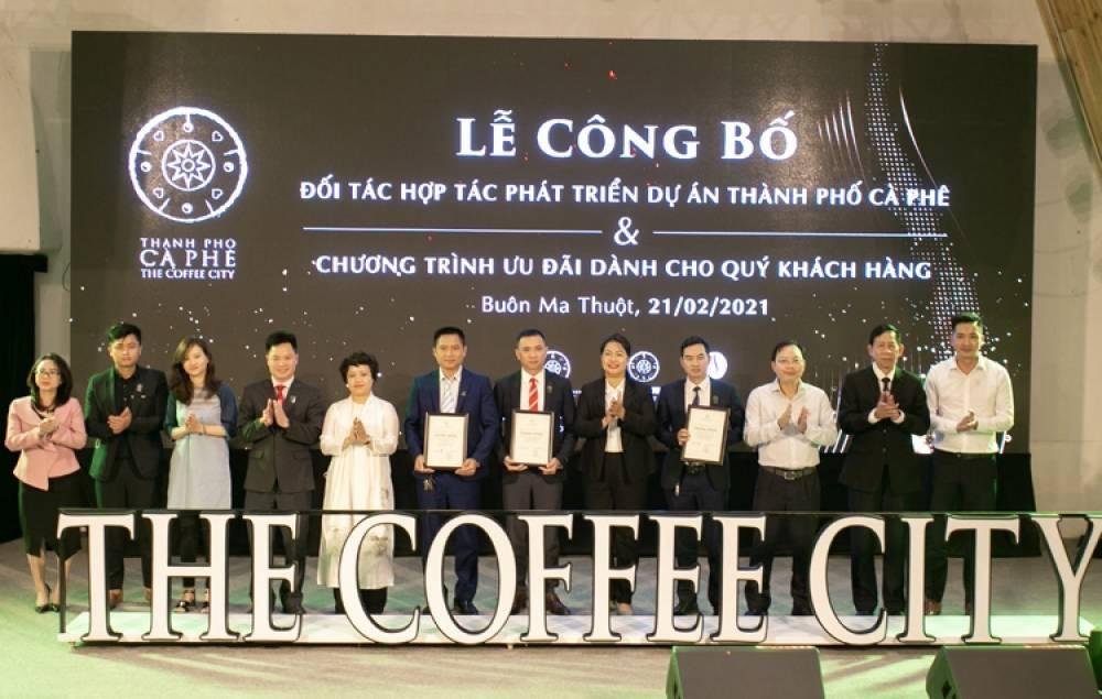 Dự án bất động sản đầu tay của Tập đoàn Trung Nguyên Legend chính thức công bố