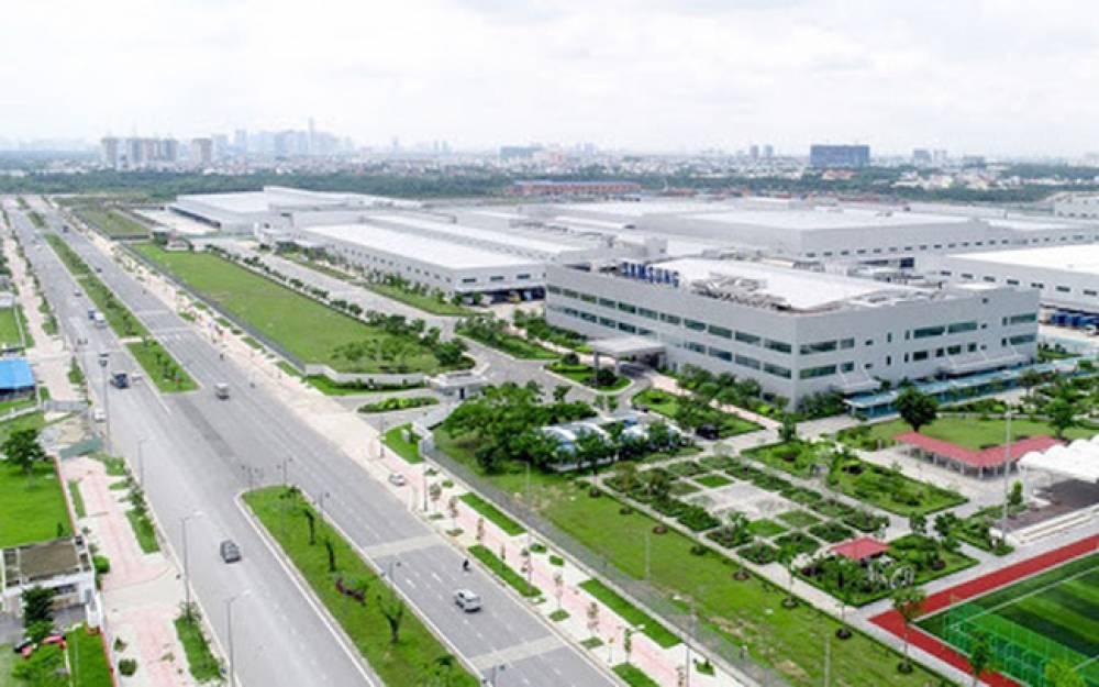 Bất động sản công nghiệp Việt Nam vẫn trên đà tăng giá