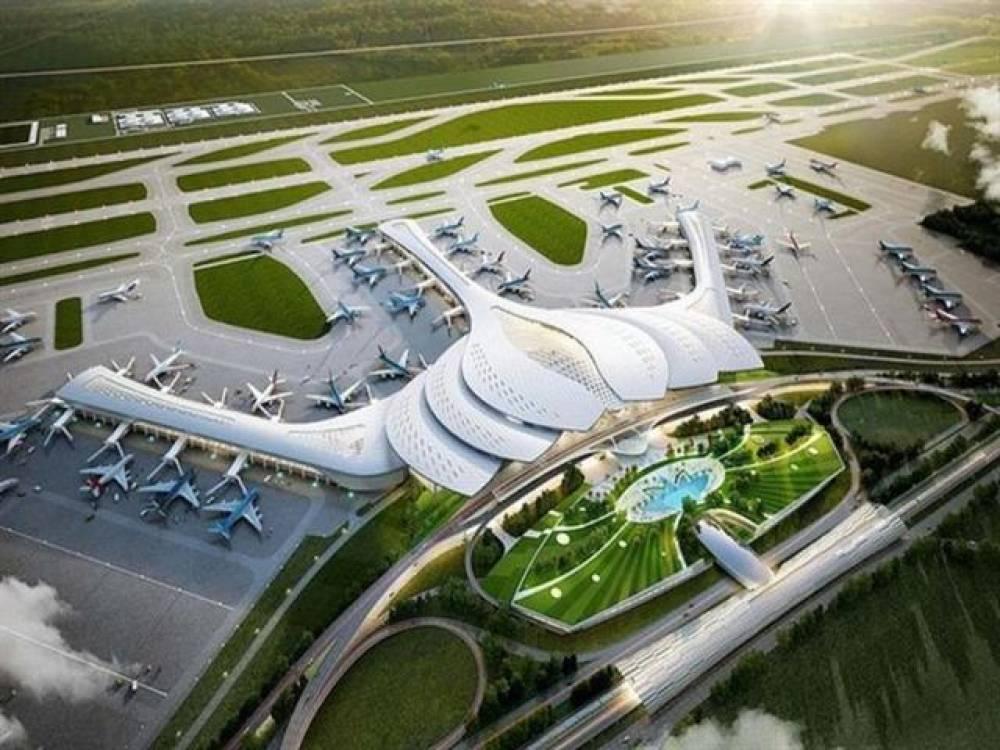 Dự án sân bay Long Thành (Đồng Nai) giai đoạn một sẽ được Tổng công ty Cảng hàng không Việt Nam khởi công vào 5-1.