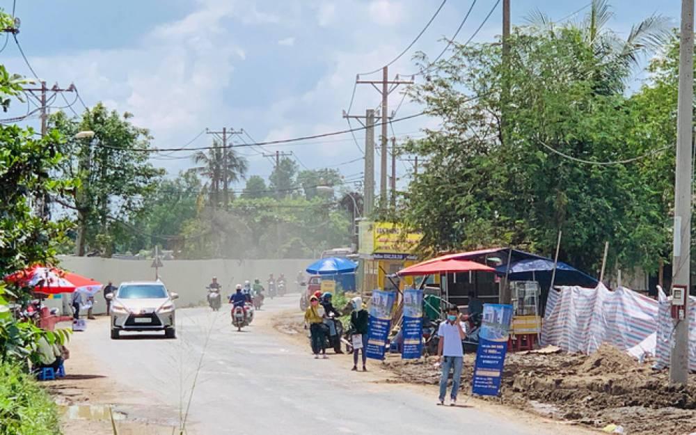 """Đất nền khu Đông Sài Gòn """"tăng nhiệt"""" trở lại, giá rục rịch tăng, nên đầu tư vào đâu?"""