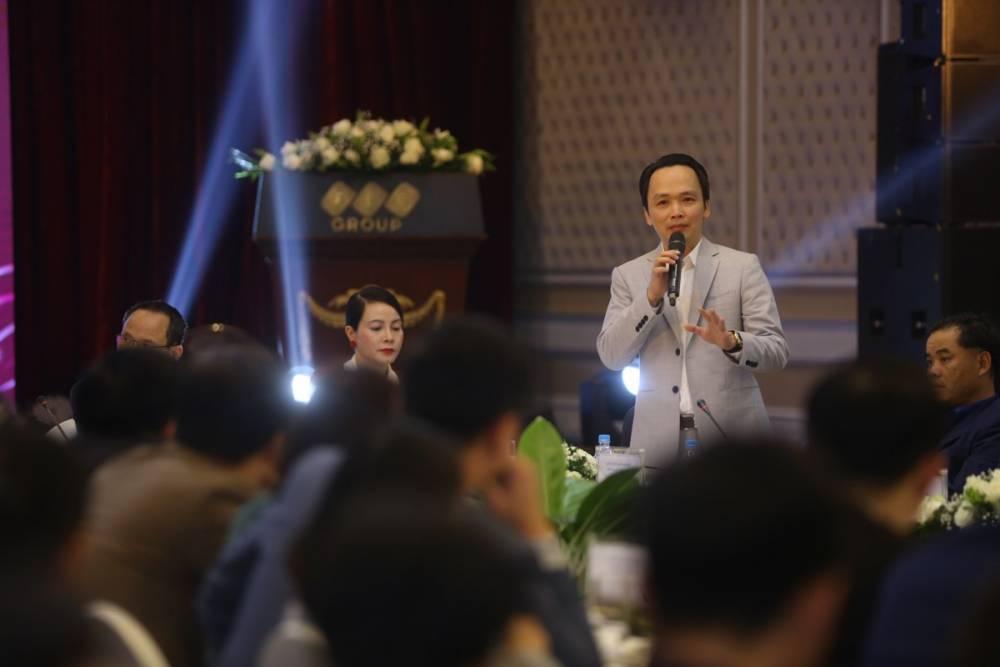 Ông Trịnh Văn Quyết: Giá nhà đất phụ thuộc vào cơ quan thuế, không phải do doanh nghiệp tăng giá