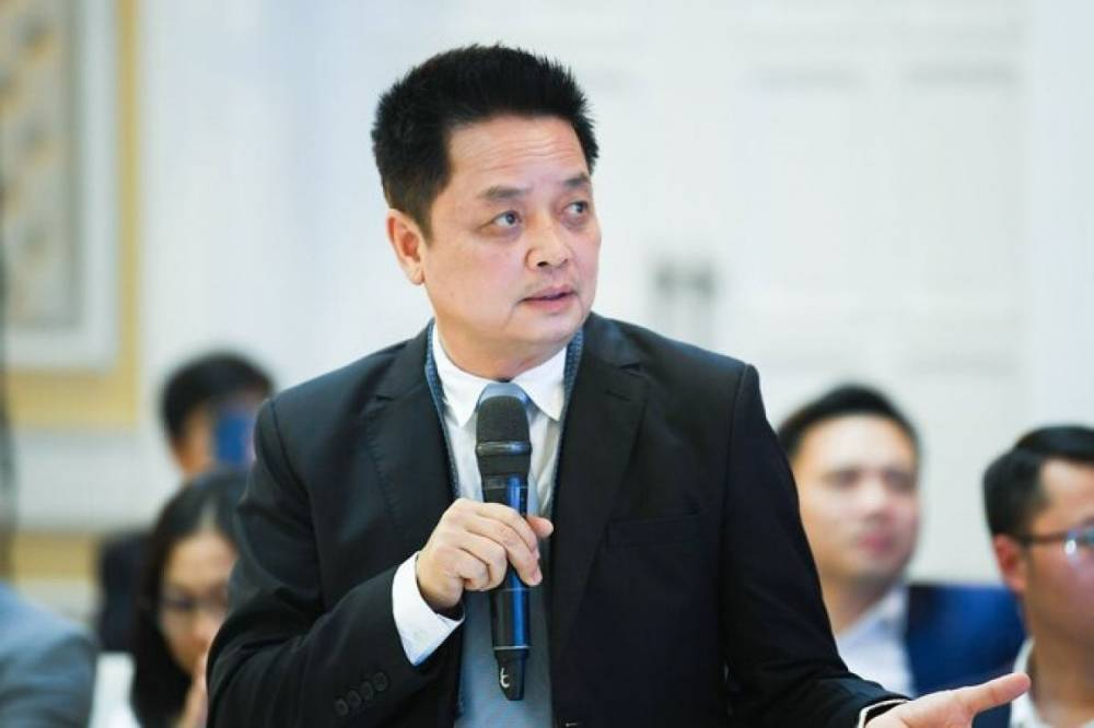 Ông Nguyễn Đức Hưởng: 'Sau quý I/2021, chứng khoán sẽ đi xuống, bất động sản lên ngôi'