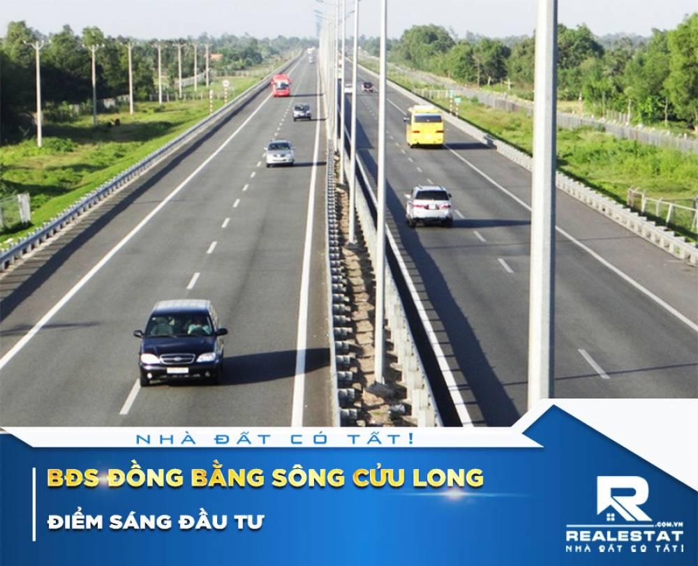 BĐS Đồng bằng sông Cửu Long - Điểm sáng đầu tư