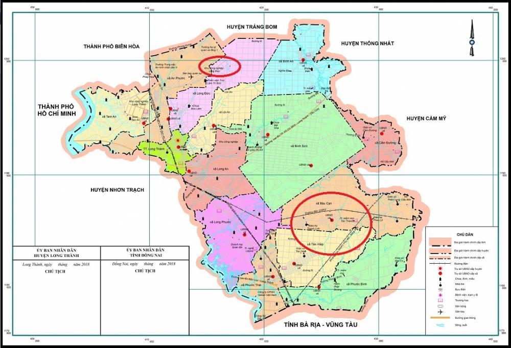 Đồng Nai yêu cầu sớm hoàn thành thủ tục thành lập 3 khu công nghiệp diện tích 6.475ha