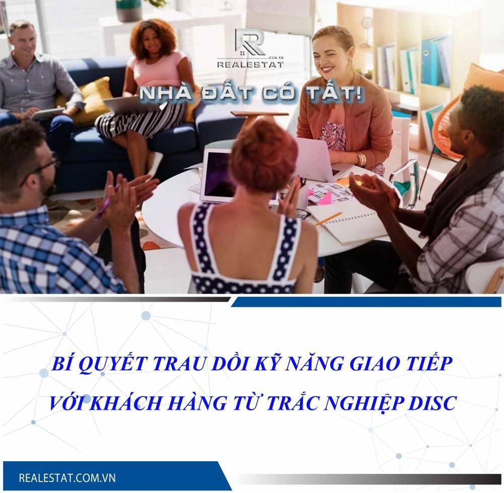 Bí quyết trau dồi kỹ năng giao tiếp với khách hàng từ trắc nghiệp DISC