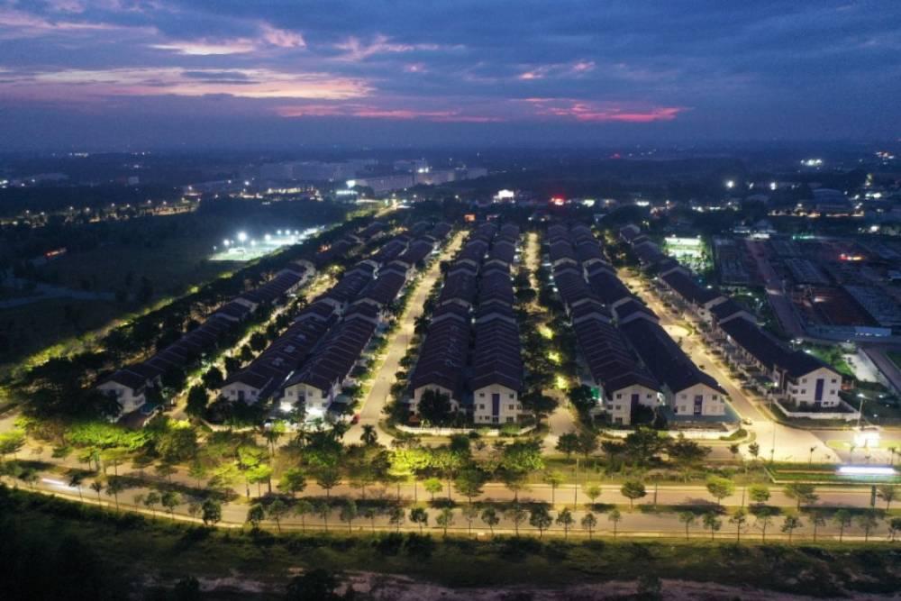 Khan hiếm nguồn cung, nhà liền thổ thành điểm sáng ở khu Nam Sài Gòn