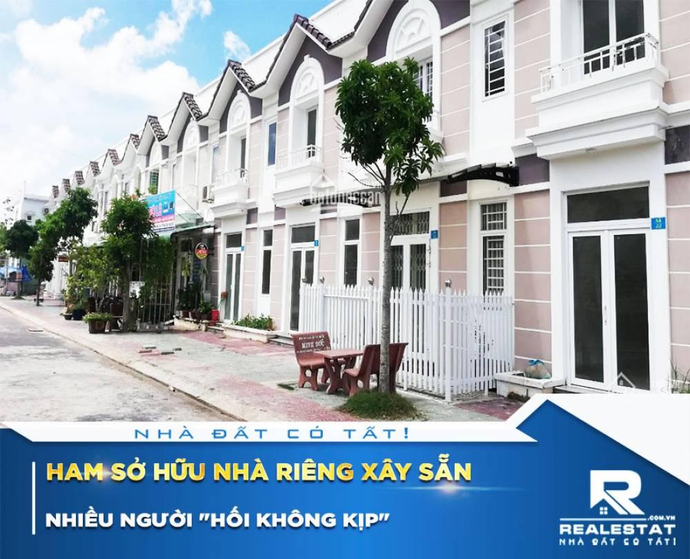 """Ham sở hữu nhà riêng xây sẵn, nhiều người """"hối không kịp"""""""