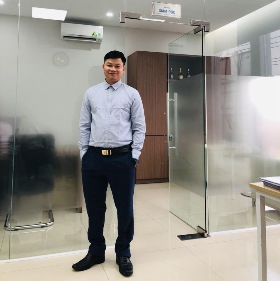 CEO BĐS Hoàng Gia Phát Hoàng Thế Trung